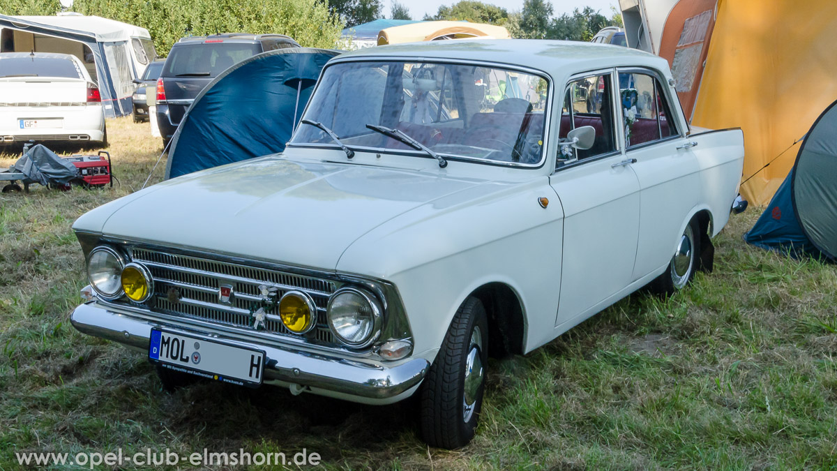 Moskvich 408 - 469