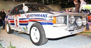 Opel Ascona B 400 Rallye