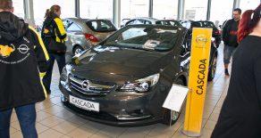 Opel Cascada Front