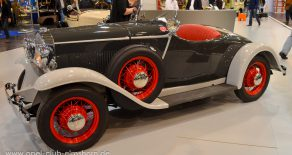 Opel Moonlight Roadster Deutsch