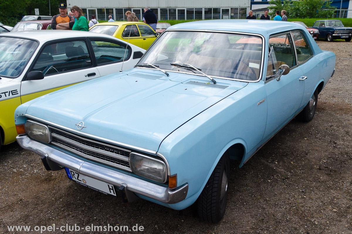 Trappenkamp-2013-0006-Opel-Rekord-C