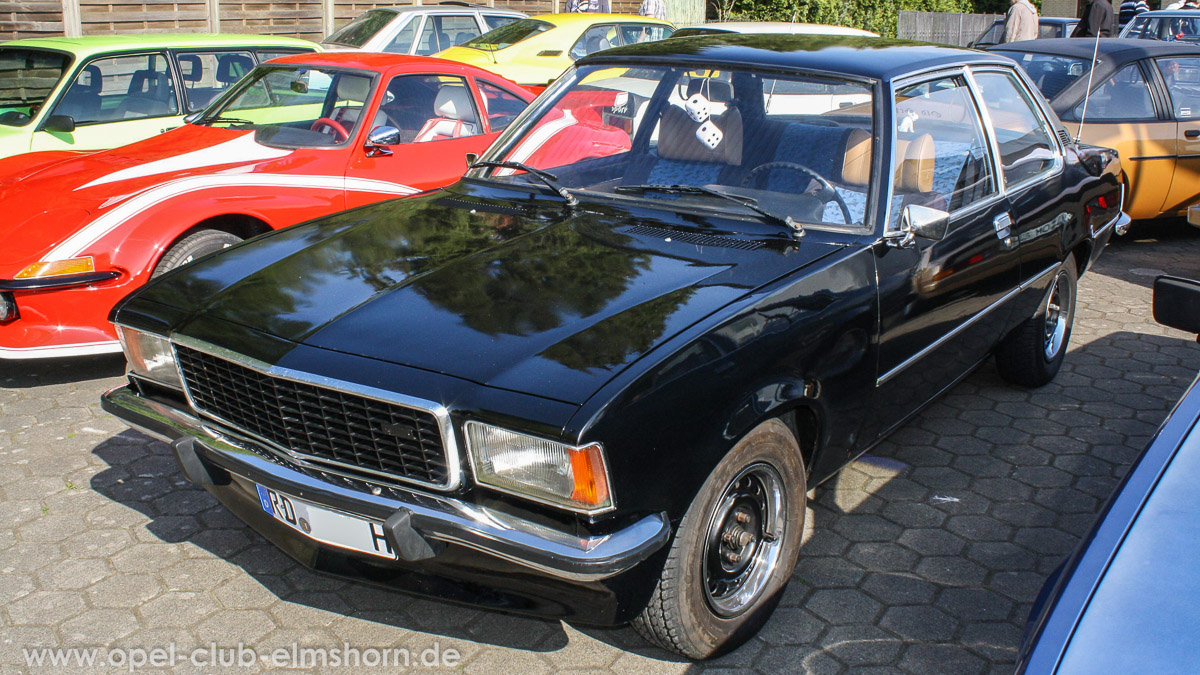 Wedel-2014-0009-Opel-Rekord-C
