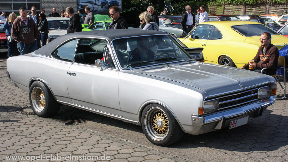 Wedel-2014-0016-Opel-Rekord-C
