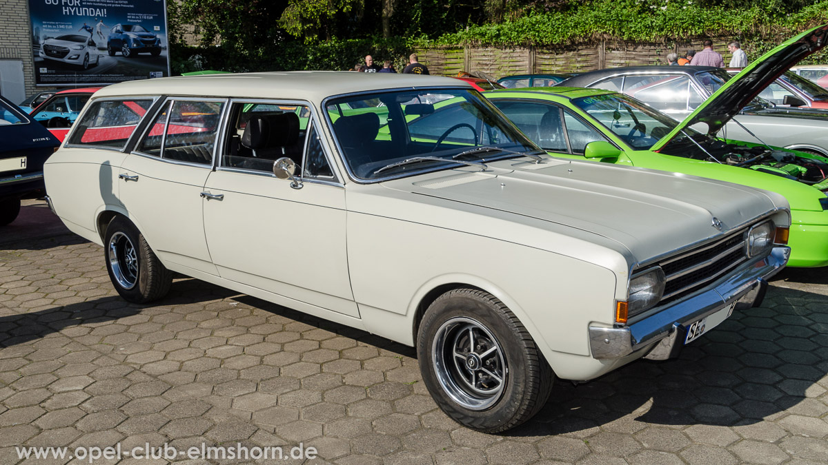 Wedel-2014-0017-Opel-Rekord-C-Kombi