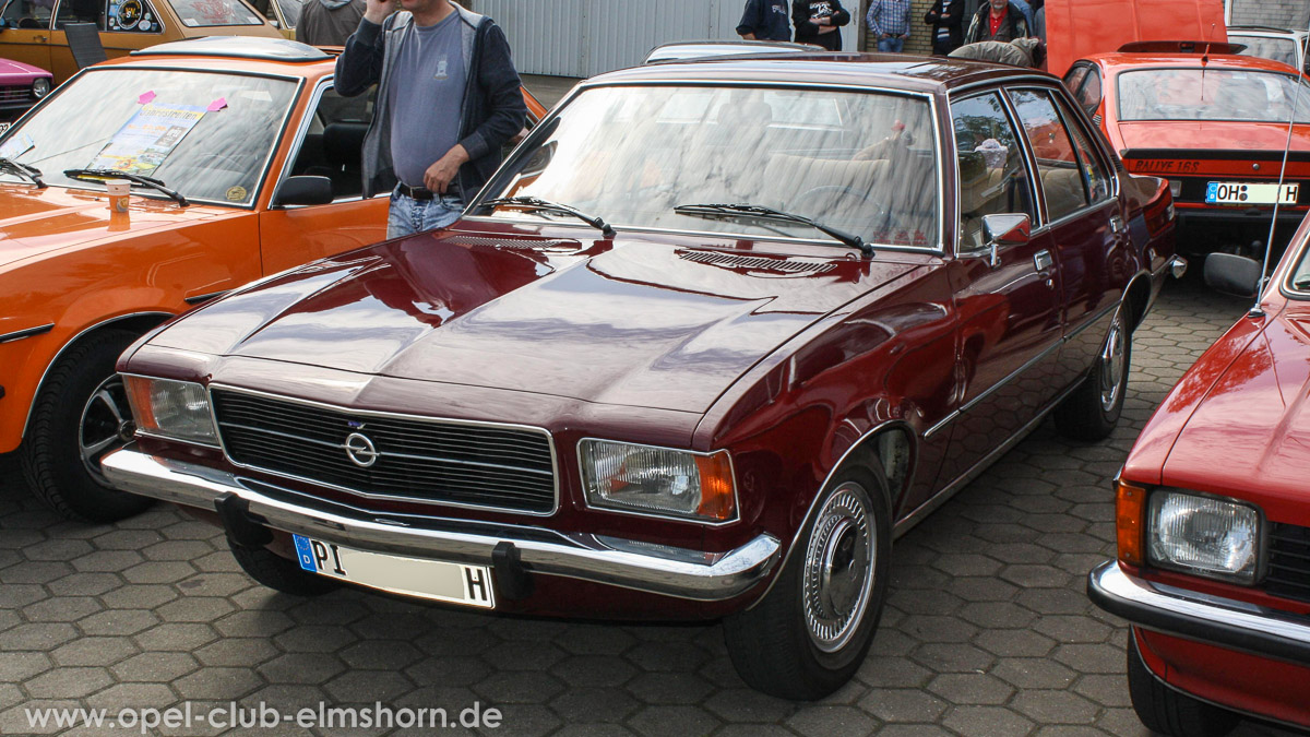 Wedel-2014-0019-Opel-Rekord-D