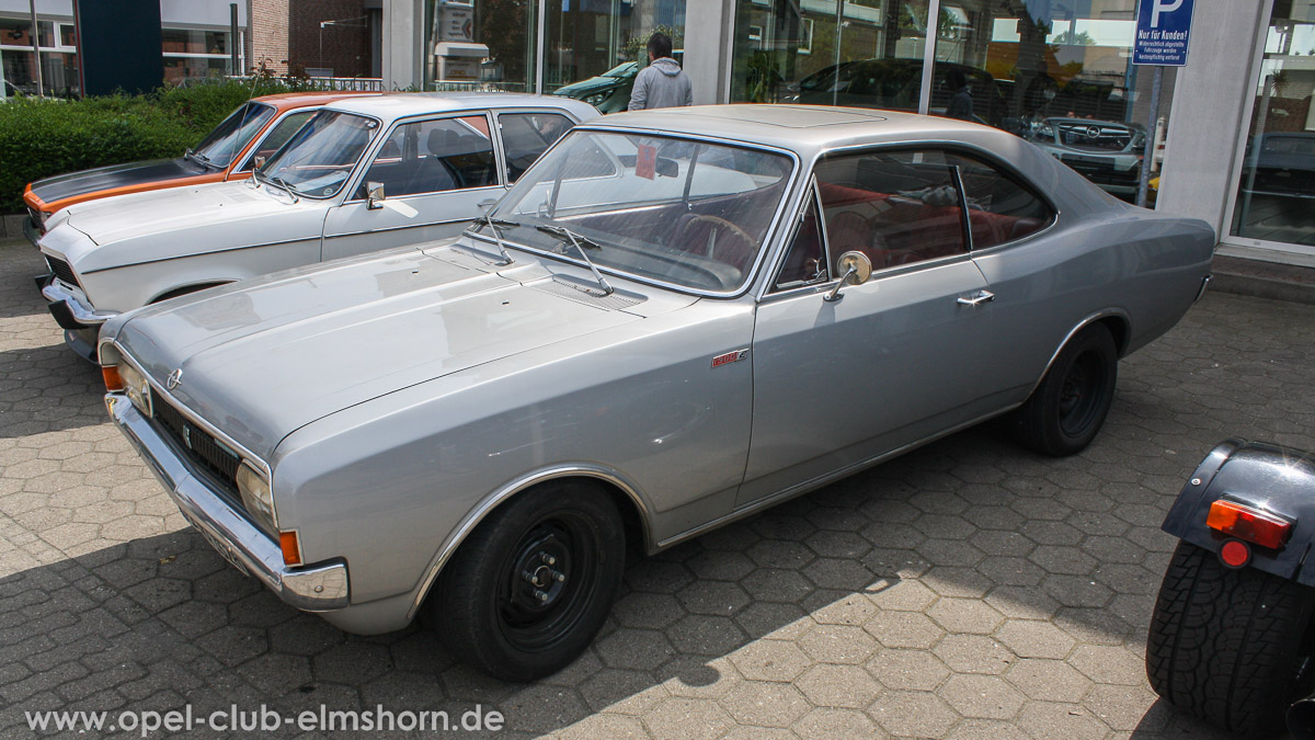 Wedel-2014-0054-Opel-Rekord-C-Coupe