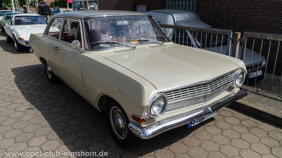 Wedel-2014-0078-Opel-Rekord-A