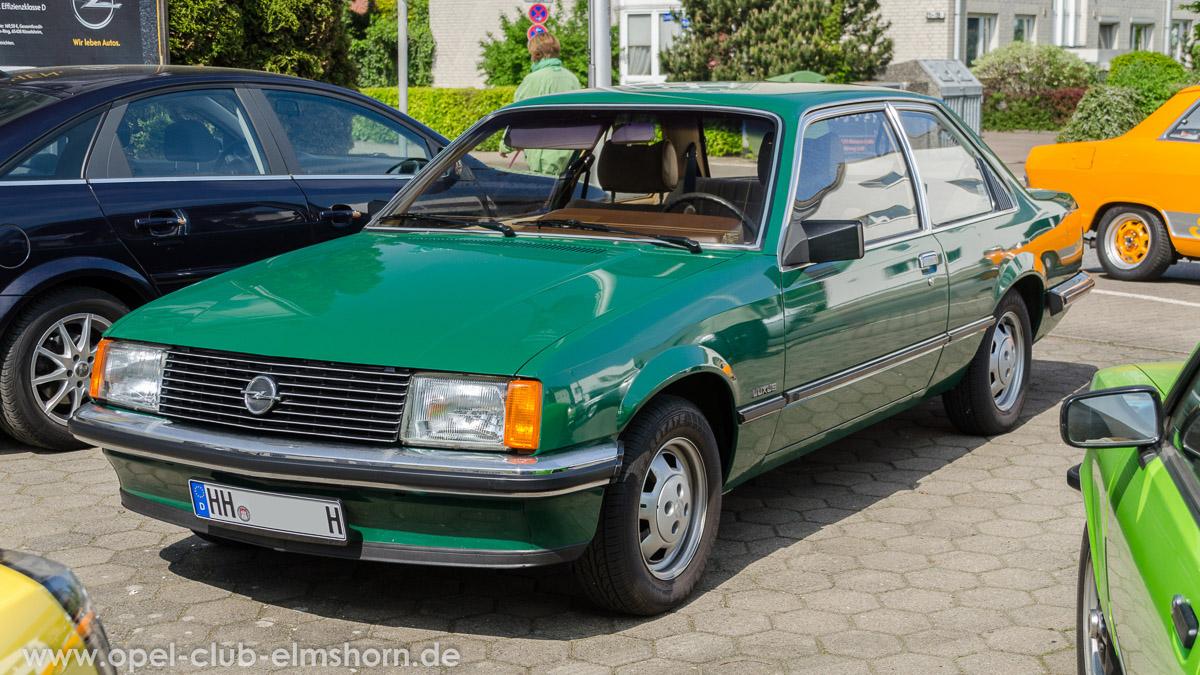 Wedel-2014-0095-Opel-Rekord-E