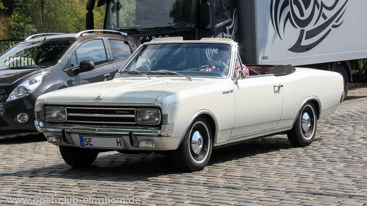 Hamburg-2014-0090-Opel-Rekord-C-Cabrio