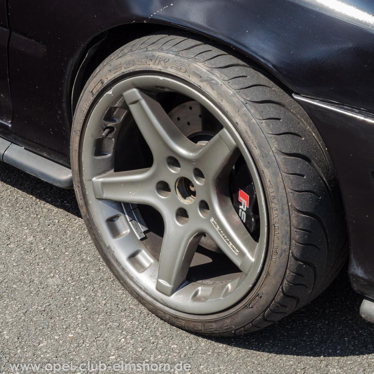 Zeven-2014-0122-Semislicks-am-Opel-Calibra-turbo