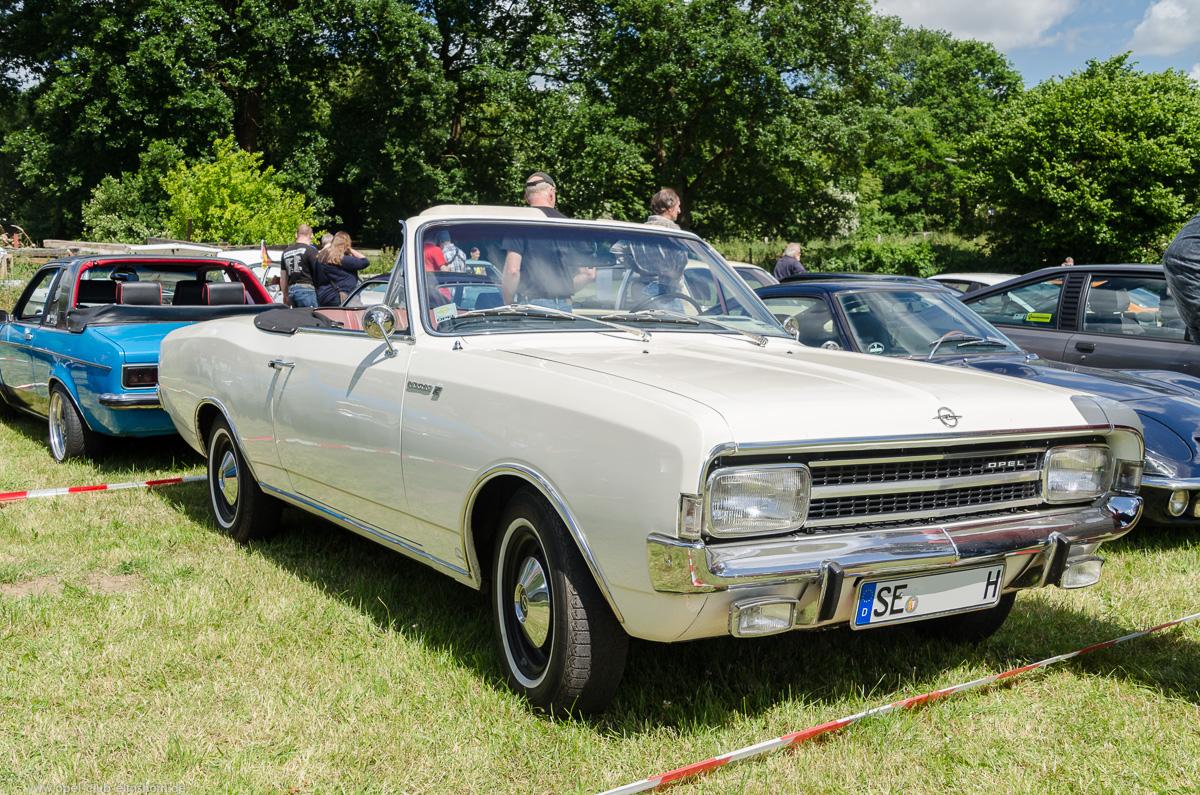 Brokstedt-2015-0042-Opel-Rekord-C-Cabrio