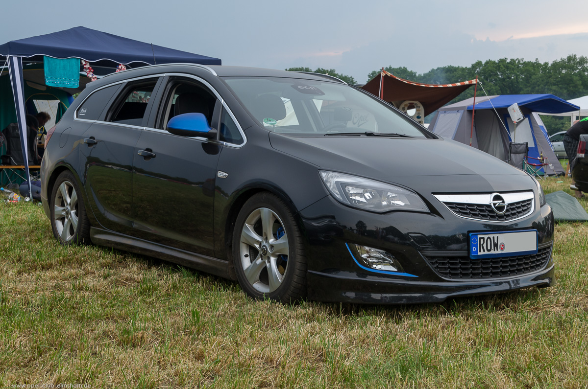 opel astra j caravan opel club elmshorn. Black Bedroom Furniture Sets. Home Design Ideas
