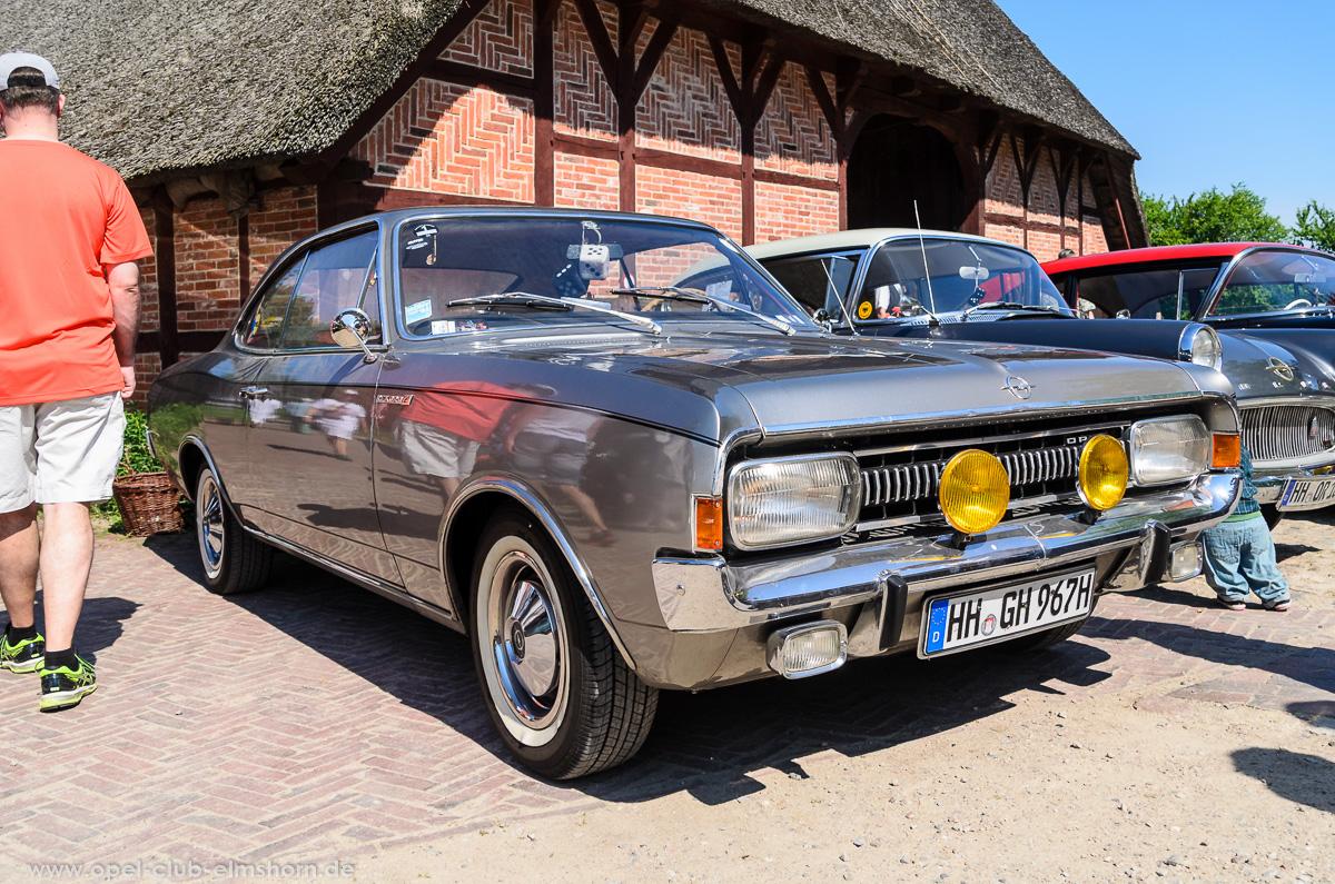 Oldtimertreffen-Rosengarten-Ehestorf-2016-20160605_110056-Opel-Rekord-C-Coupe