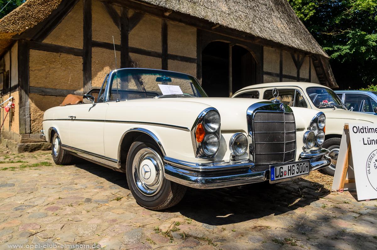 Oldtimertreffen-Rosengarten-Ehestorf-2016-20160605_113347-Mercedes-Benz-300SE