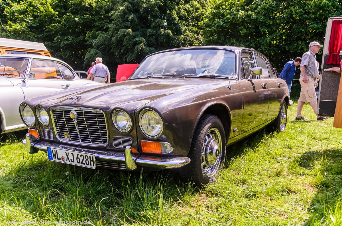 Oldtimertreffen-Rosengarten-Ehestorf-2016-20160605_135452-Jaguar-XJ6-1969
