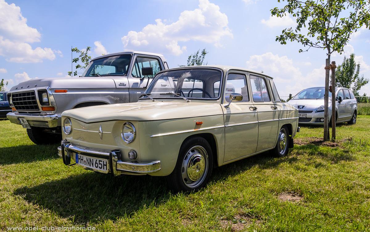 Oldtimertreffen-Rosengarten-Ehestorf-2016-20160605_140405-Renault-8-Major