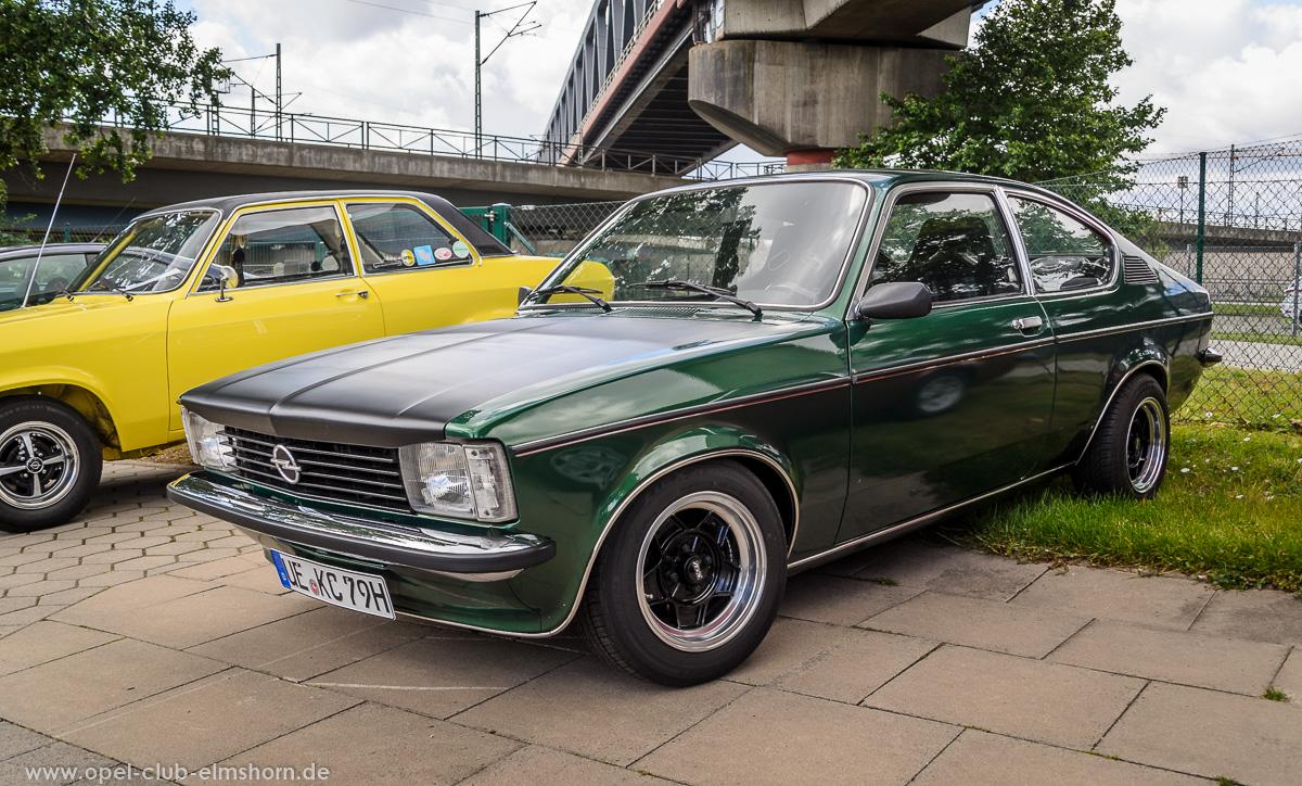 Altopeltreffen-Oldtimertankstelle-Hamburg-2016-20160709_112411-Opel-Kadett-C-Coupé
