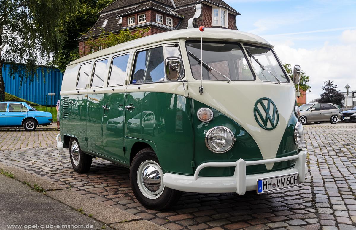 Altopeltreffen-Oldtimertankstelle-Hamburg-2016-20160709_113209-VW-T1