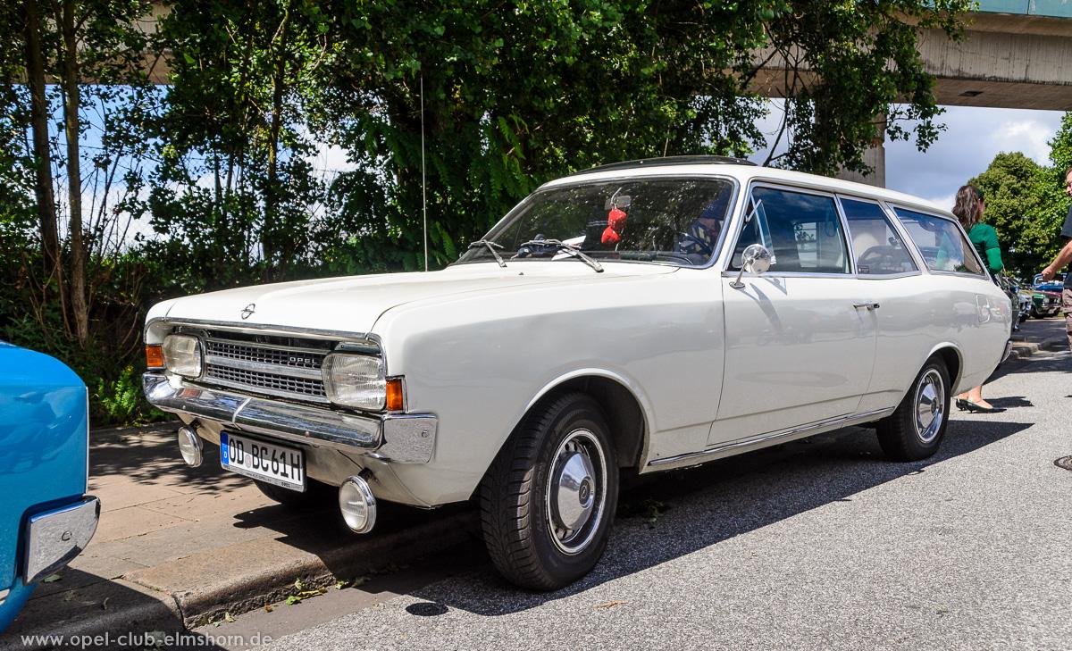 Altopeltreffen-Oldtimertankstelle-Hamburg-2016-20160709_122236-Opel-Rekord-C-Caravan