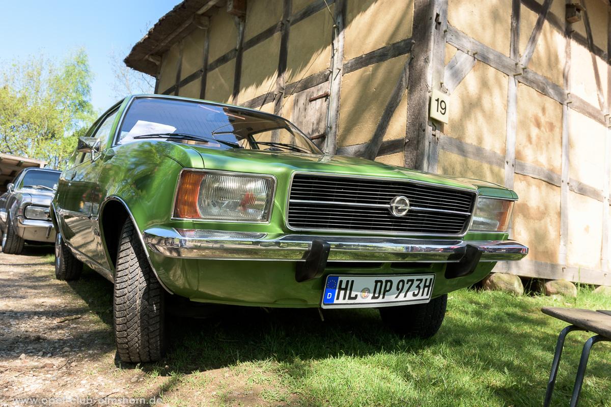 Oldtimertreffen-Rosengarten-2017-20170514_104652-Opel-Rekord-D-Limousine