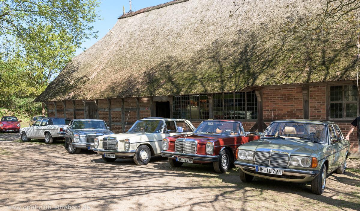 Oldtimertreffen-Rosengarten-2017-20170514_104857-Mercedes-Benz-Reihe