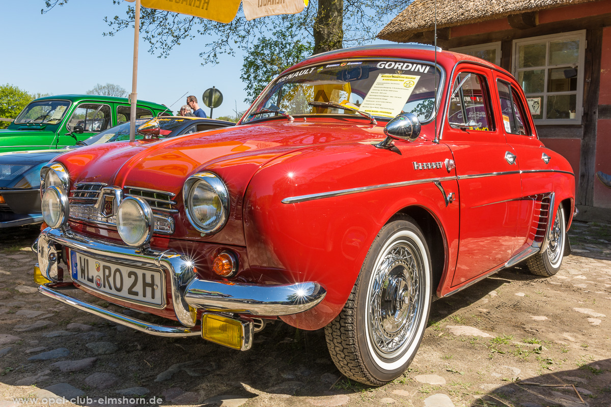 Oldtimertreffen-Rosengarten-2017-20170514_112637-Renault-Dauphine-Gordini