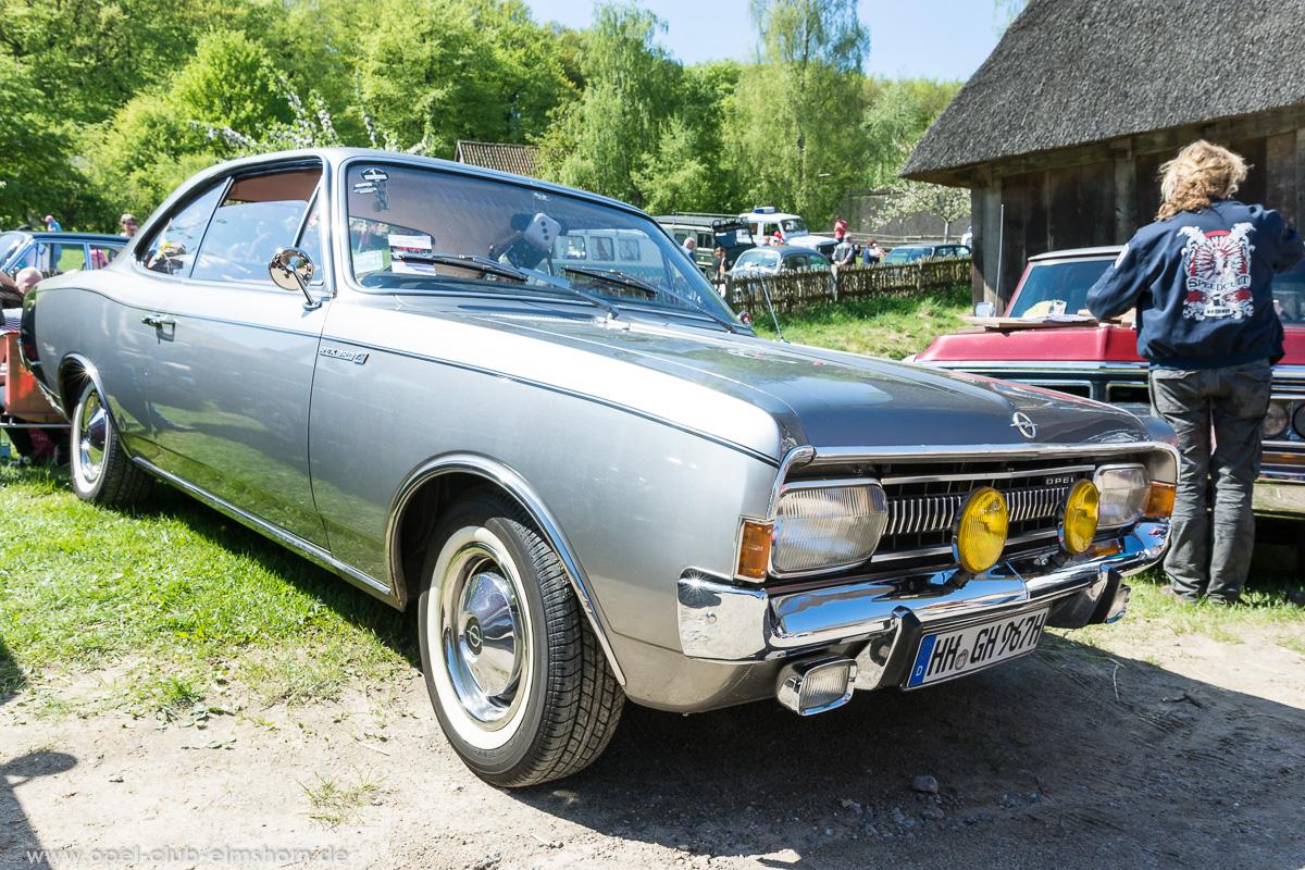 Oldtimertreffen-Rosengarten-2017-20170514_120115-Opel-Rekord-C-Coupé