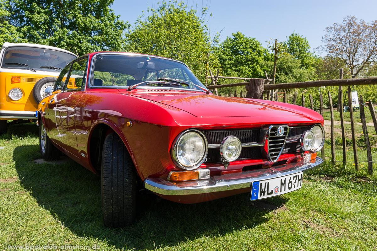 Oldtimertreffen-Rosengarten-2017-20170514_120549-Alfa-Romeo-GT-1300-Junior