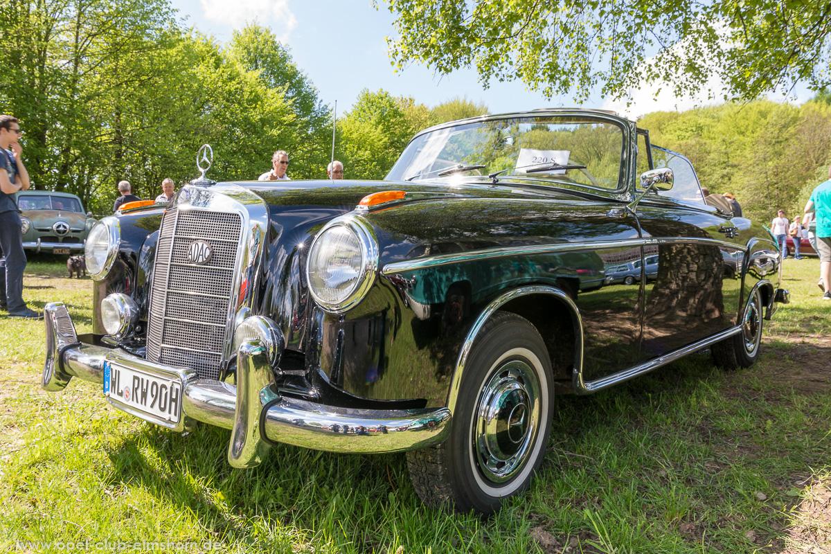 Oldtimertreffen-Rosengarten-2017-20170514_132018-Mercedes-Benz-220S