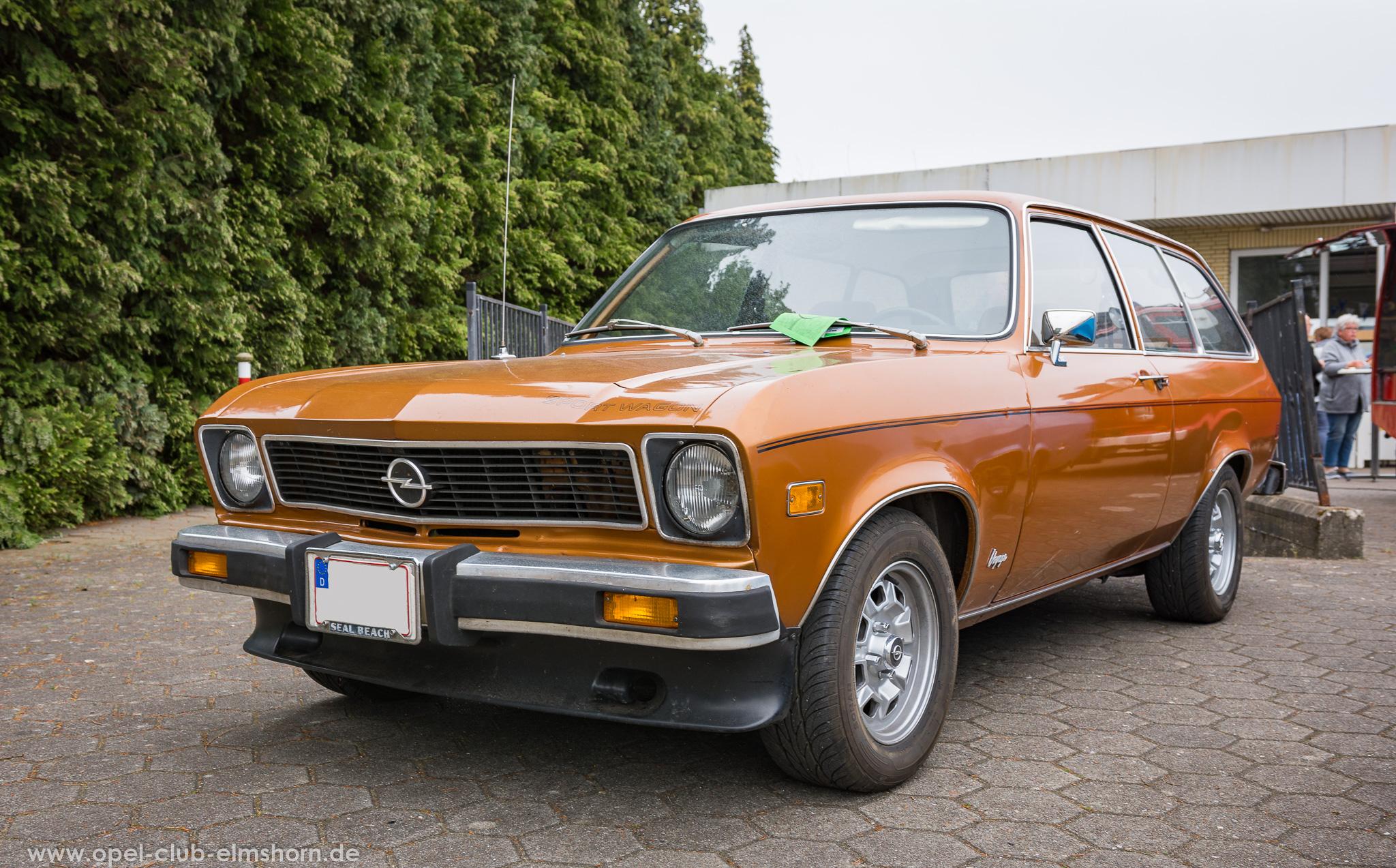Altopeltreffen Wedel 2019 - 20190501_112802 - Opel Ascona A