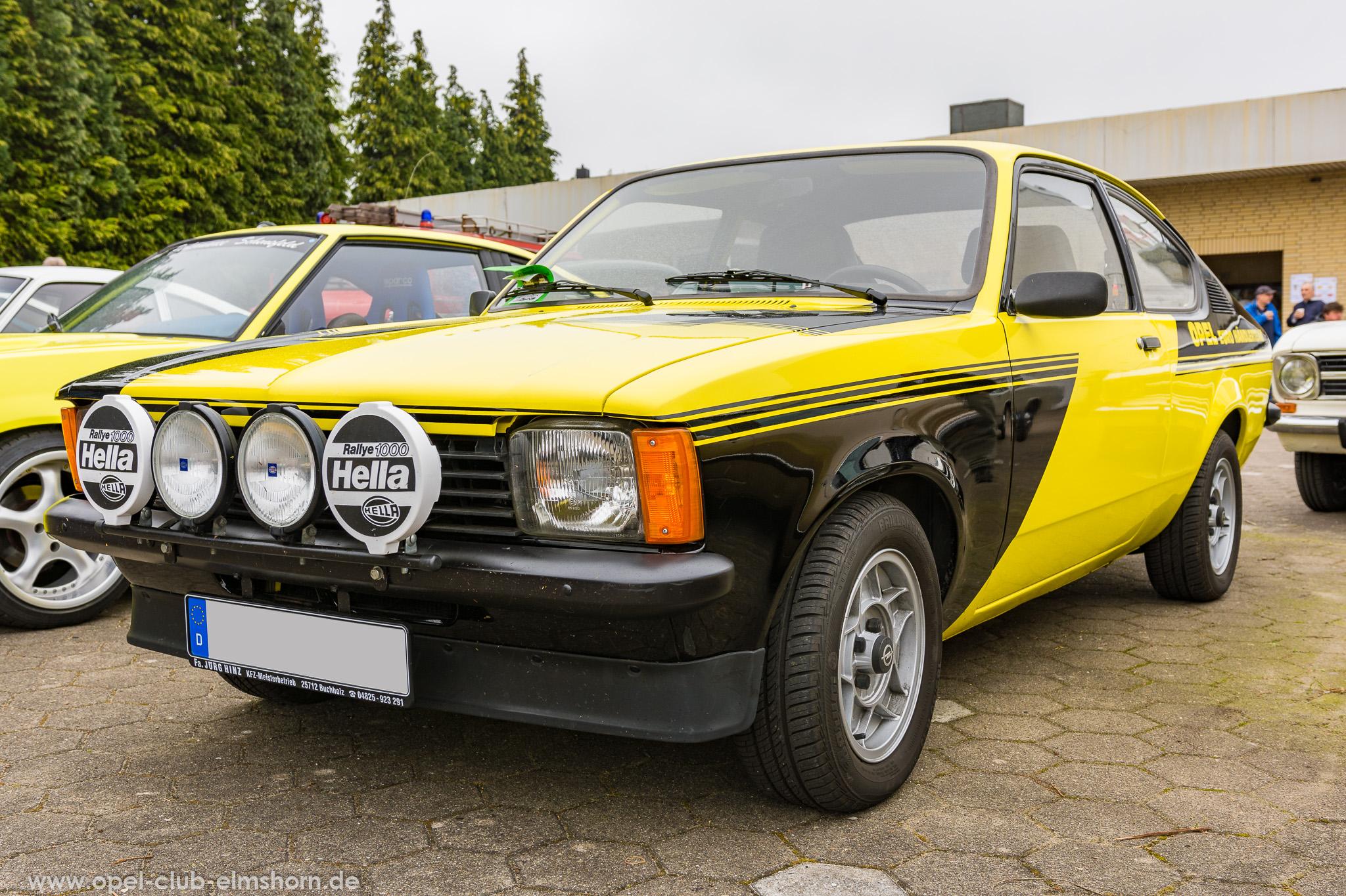 Altopeltreffen Wedel 2019 - 20190501_112923 - Opel Kadett C