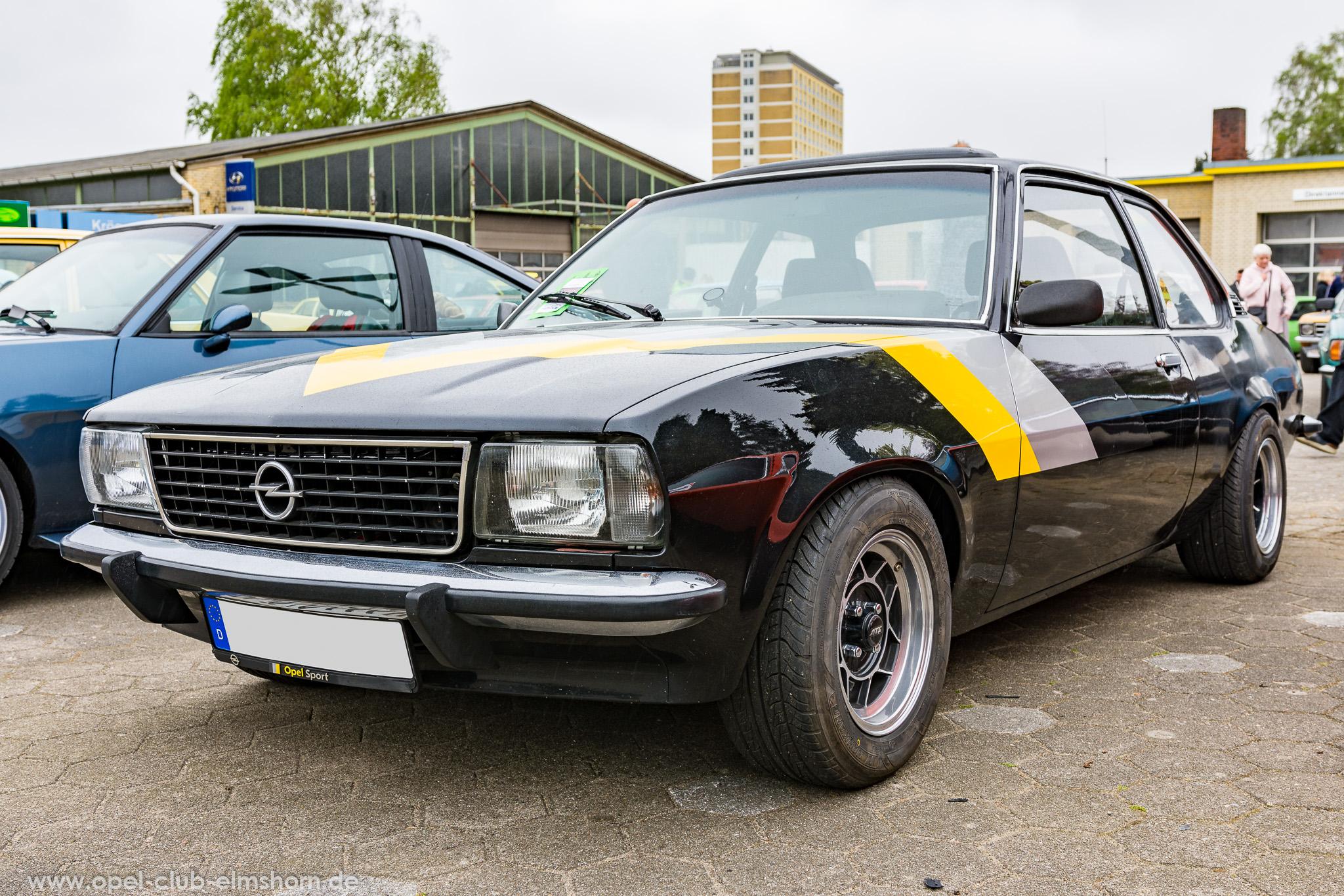Altopeltreffen Wedel 2019 - 20190501_112947 - Opel Ascona B