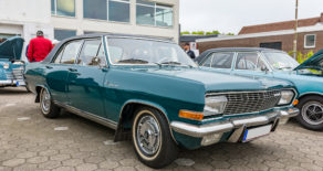 Altopeltreffen Wedel 2019 - 20190501_113017 - Opel Diplomat A