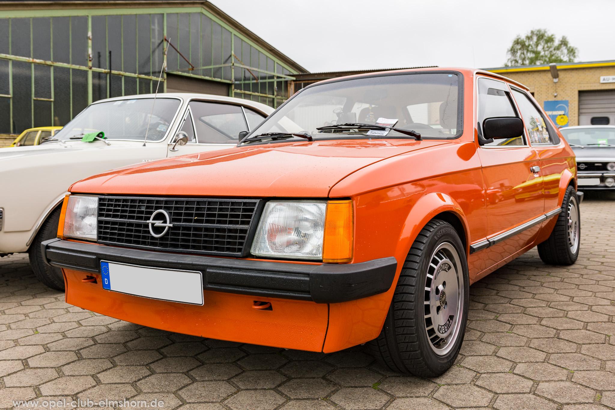 Altopeltreffen Wedel 2019 - 20190501_113136 - Opel Kadett D