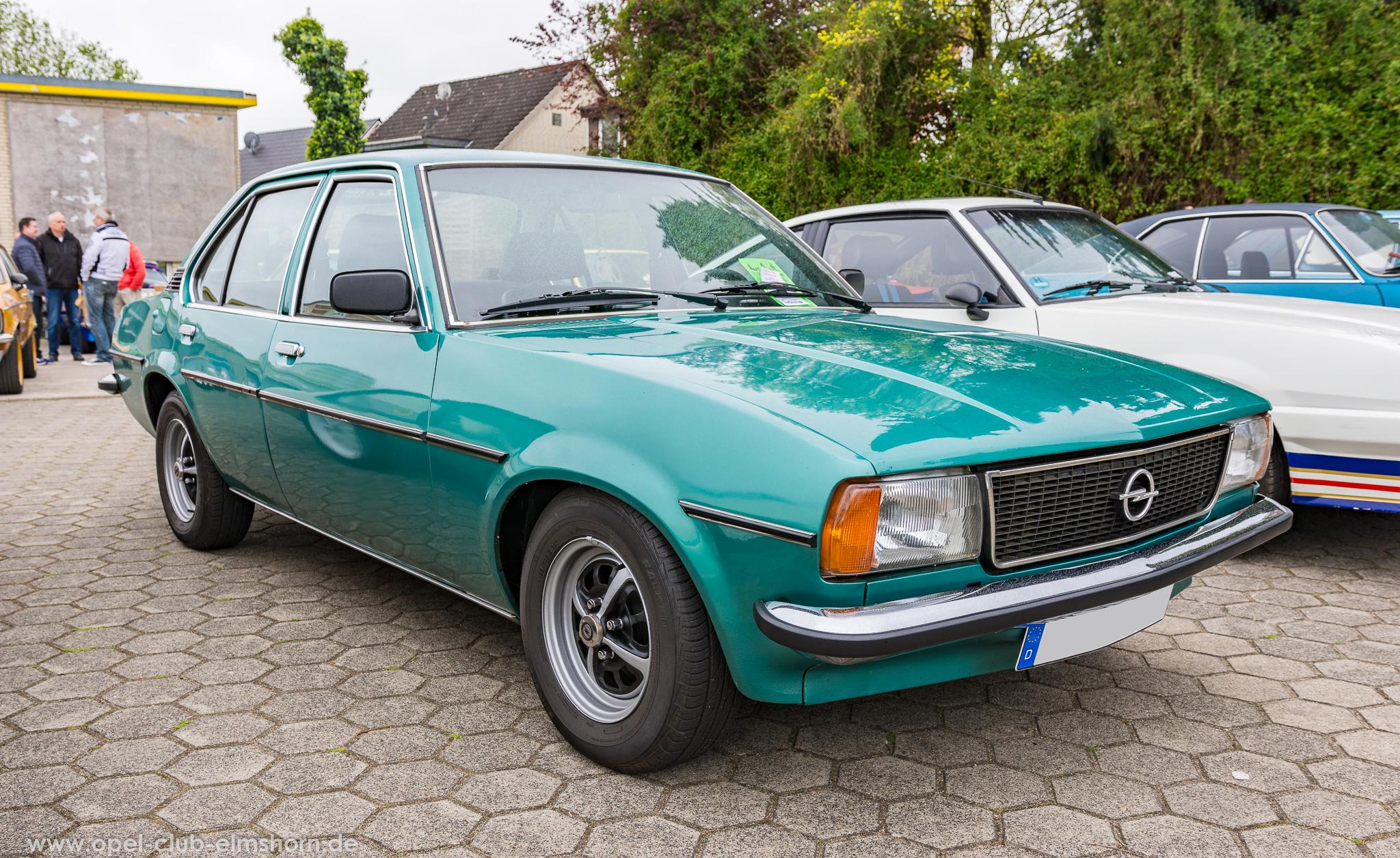 Altopeltreffen Wedel 2019 - 20190501_113216 - Opel Ascona B