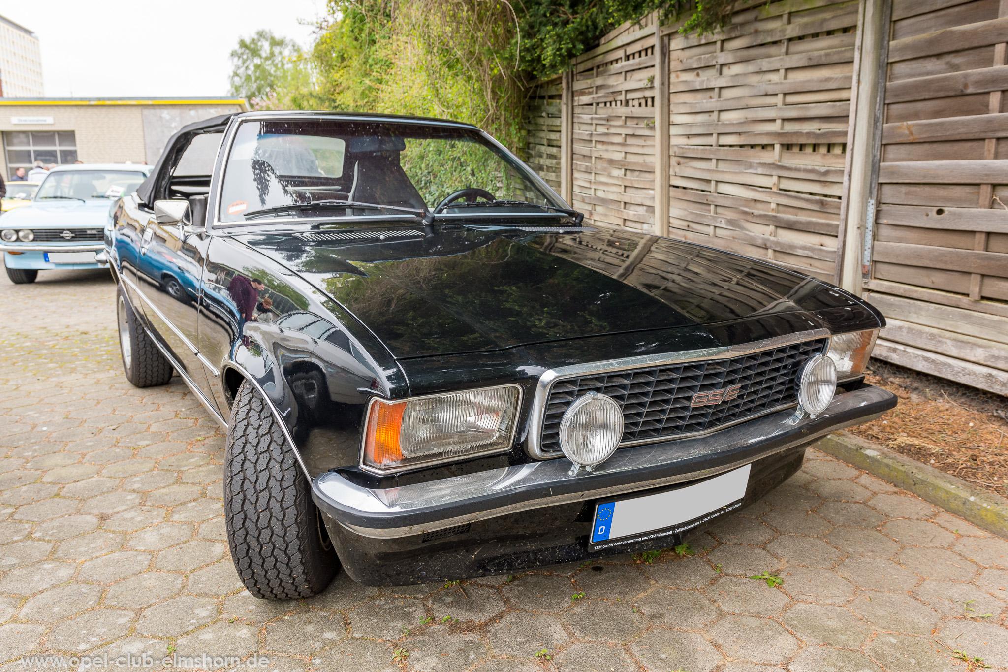 Altopeltreffen Wedel 2019 - 20190501_113347 - Opel Commodore B Cabrio