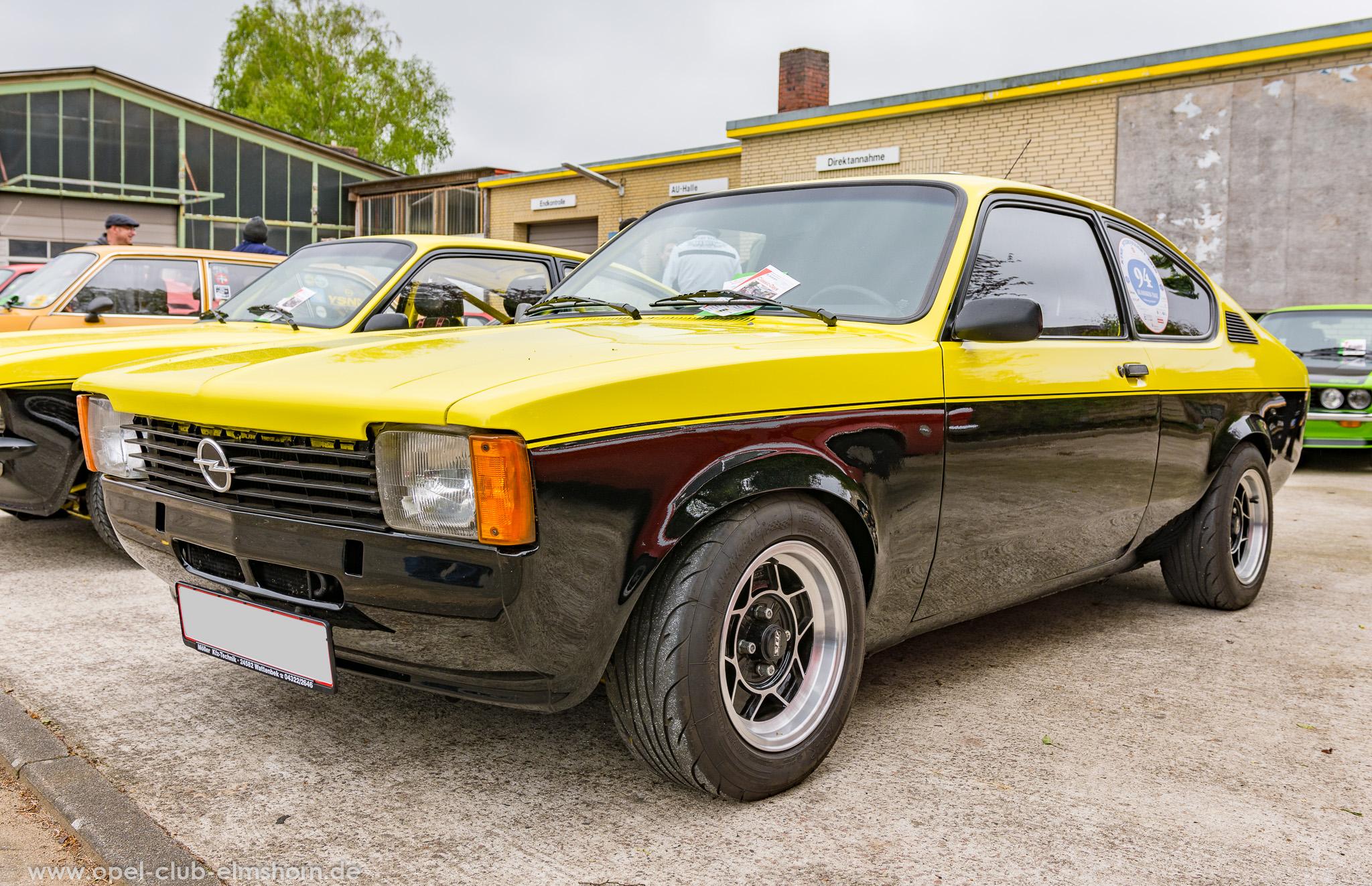 Altopeltreffen Wedel 2019 - 20190501_113415 - Opel Kadett C