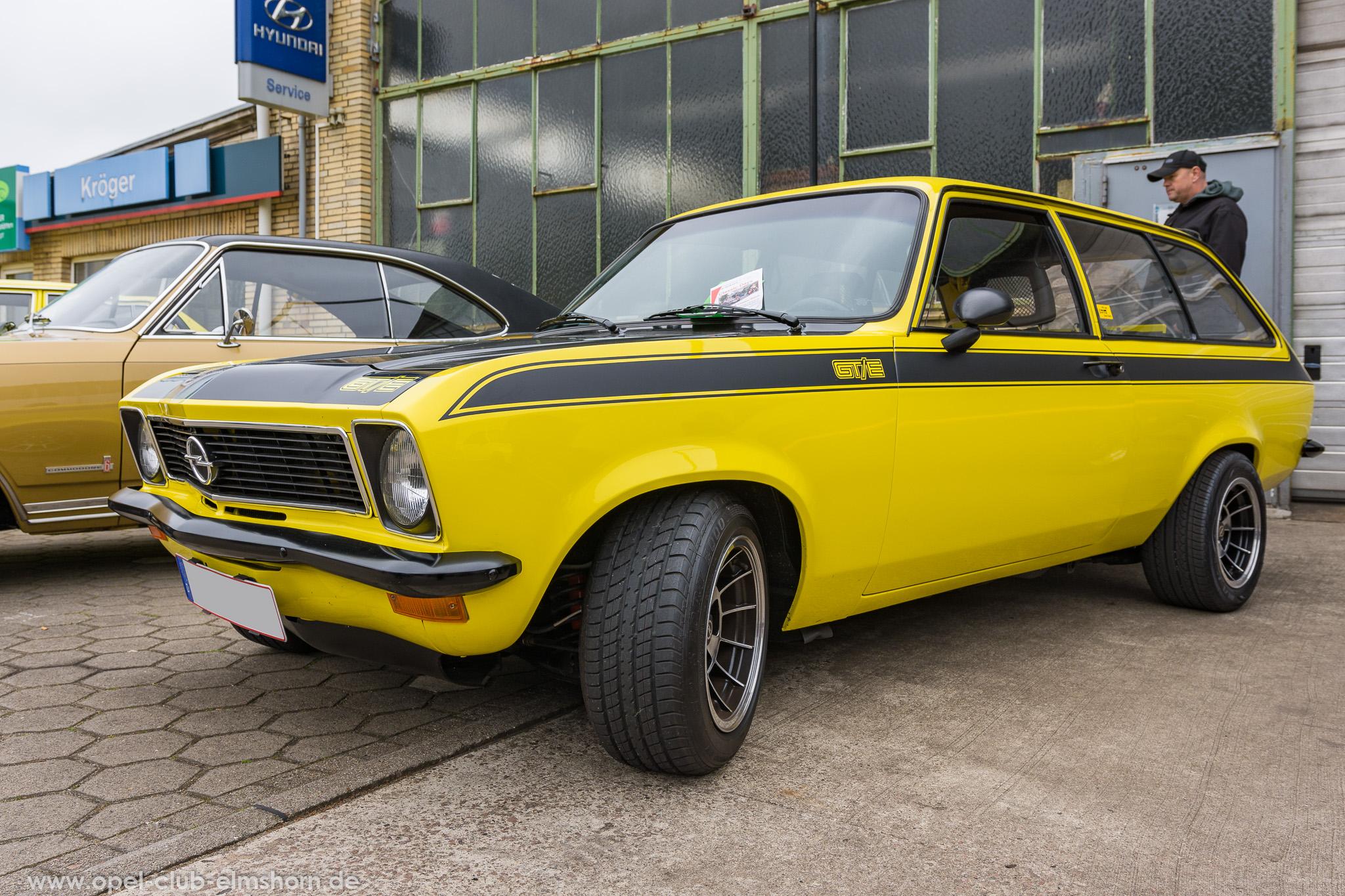 Altopeltreffen Wedel 2019 - 20190501_113709 - Opel Ascona A