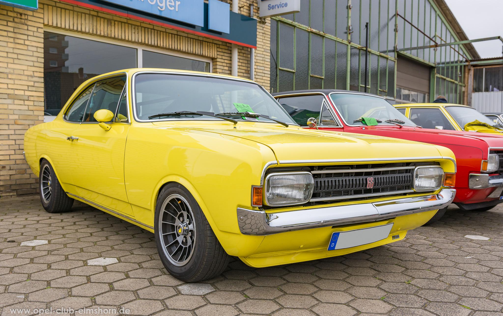 Altopeltreffen Wedel 2019 - 20190501_113843 - Opel Commodore A