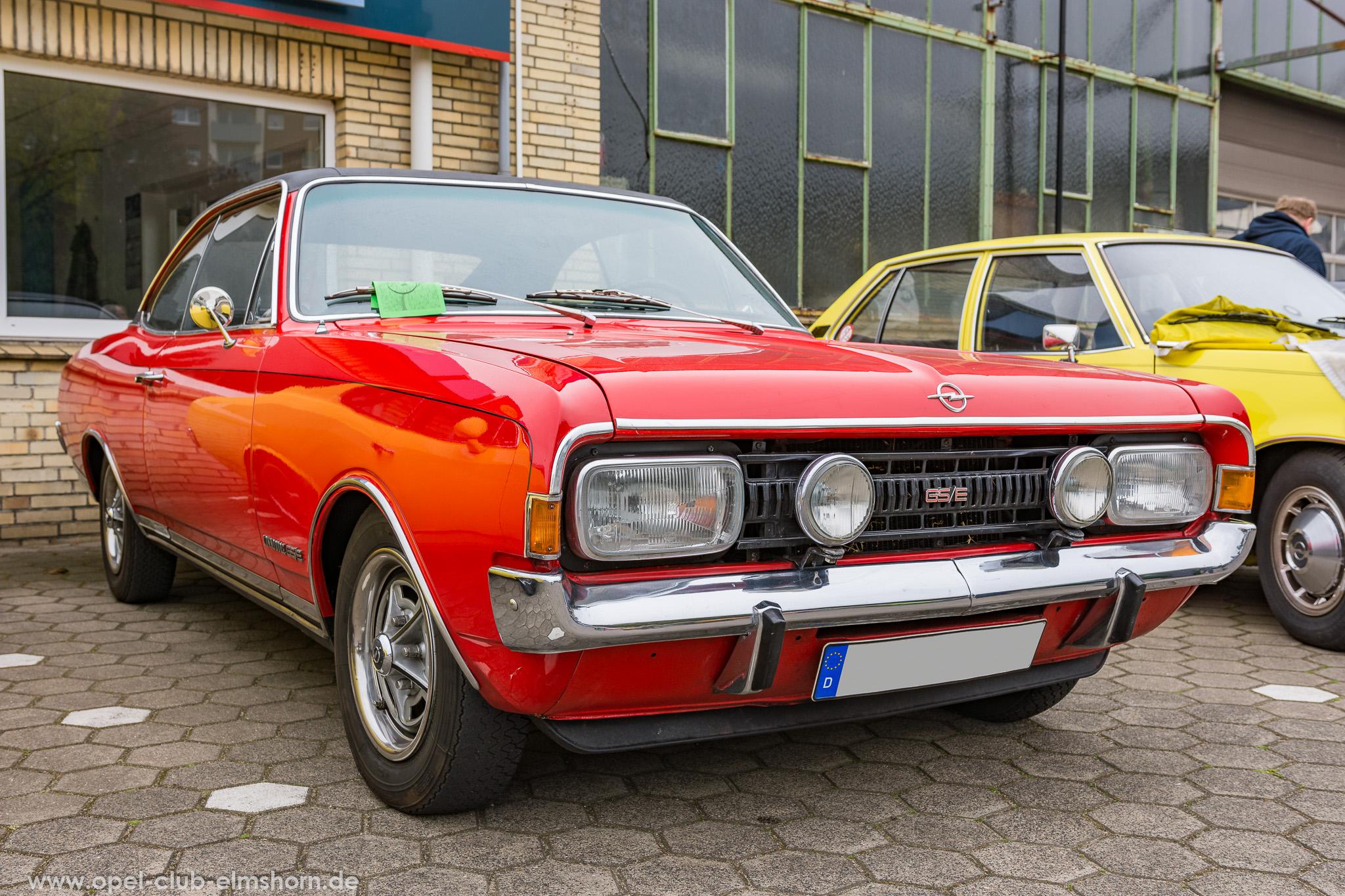 Altopeltreffen Wedel 2019 - 20190501_113853 - Opel Commodore A