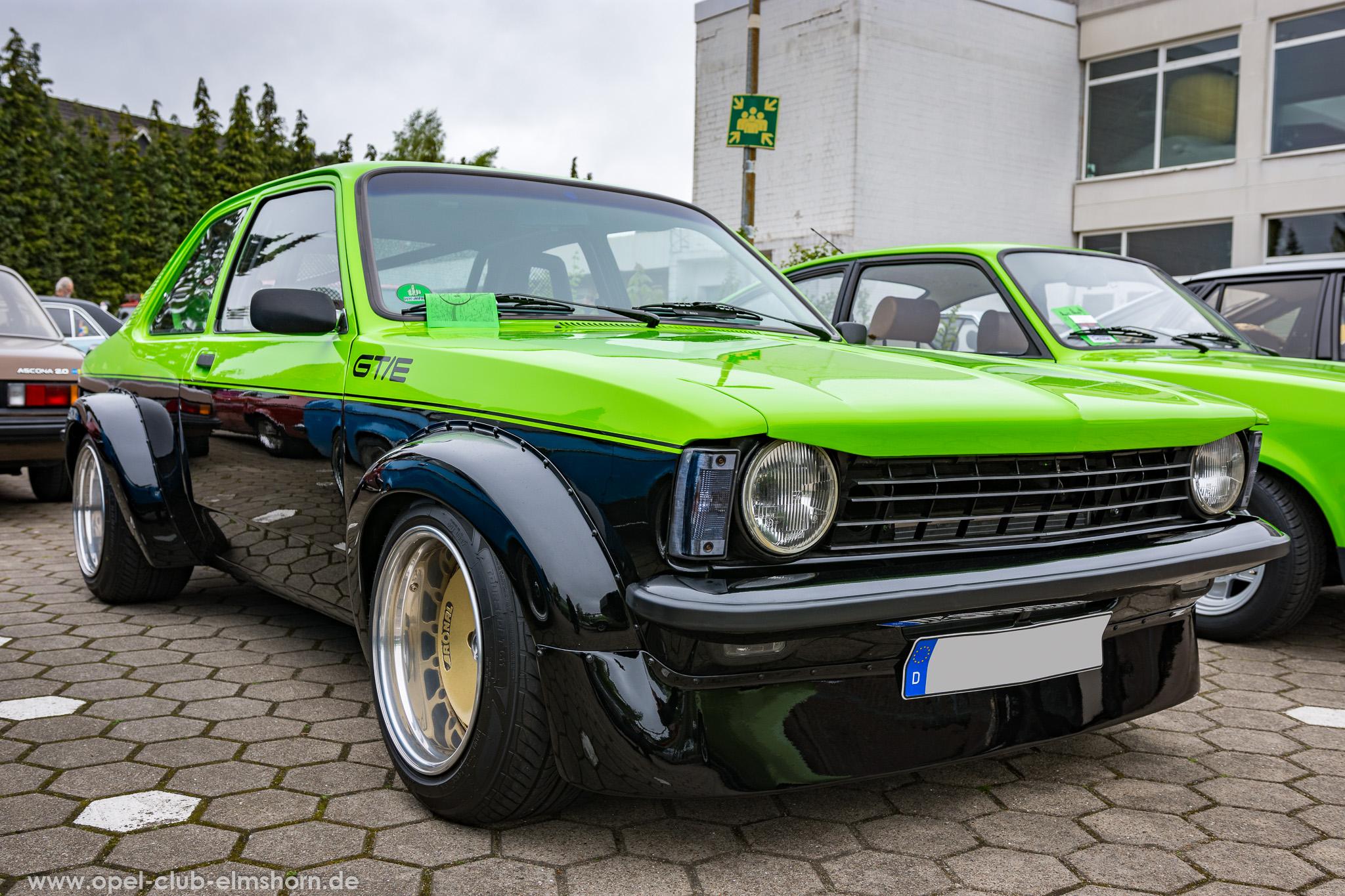 Altopeltreffen Wedel 2019 - 20190501_113945 - Opel Kadett C