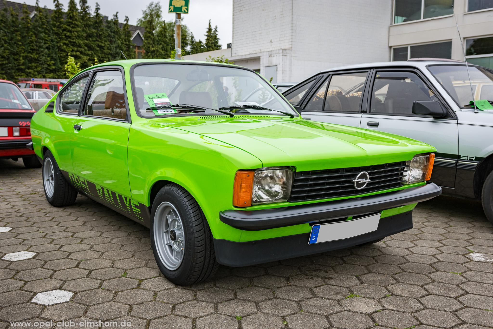 Altopeltreffen Wedel 2019 - 20190501_113953 - Opel Kadett C