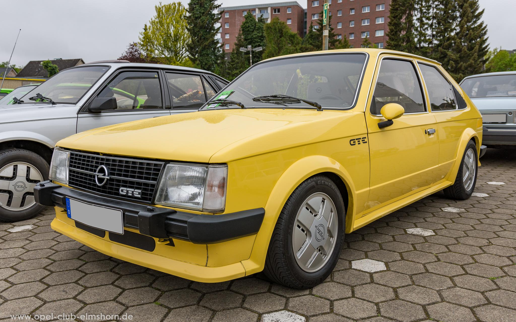 Altopeltreffen Wedel 2019 - 20190501_114015 - Opel Kadett D
