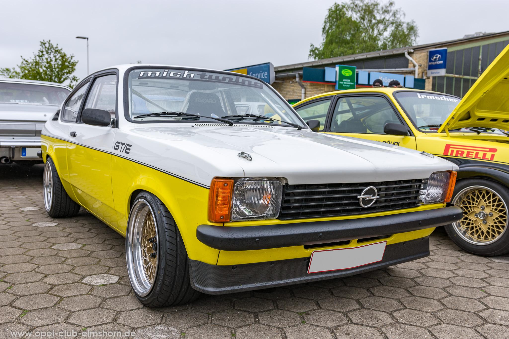 Altopeltreffen Wedel 2019 - 20190501_114117 - Opel Kadett C