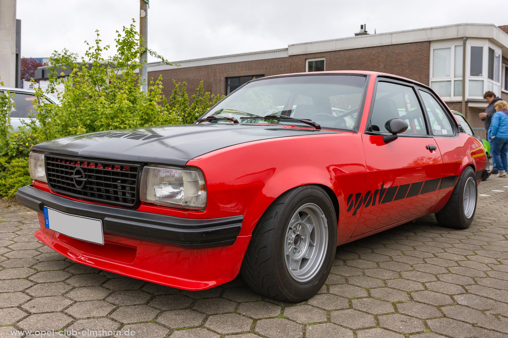 Altopeltreffen Wedel 2019 - 20190501_114147 - Opel Ascona B