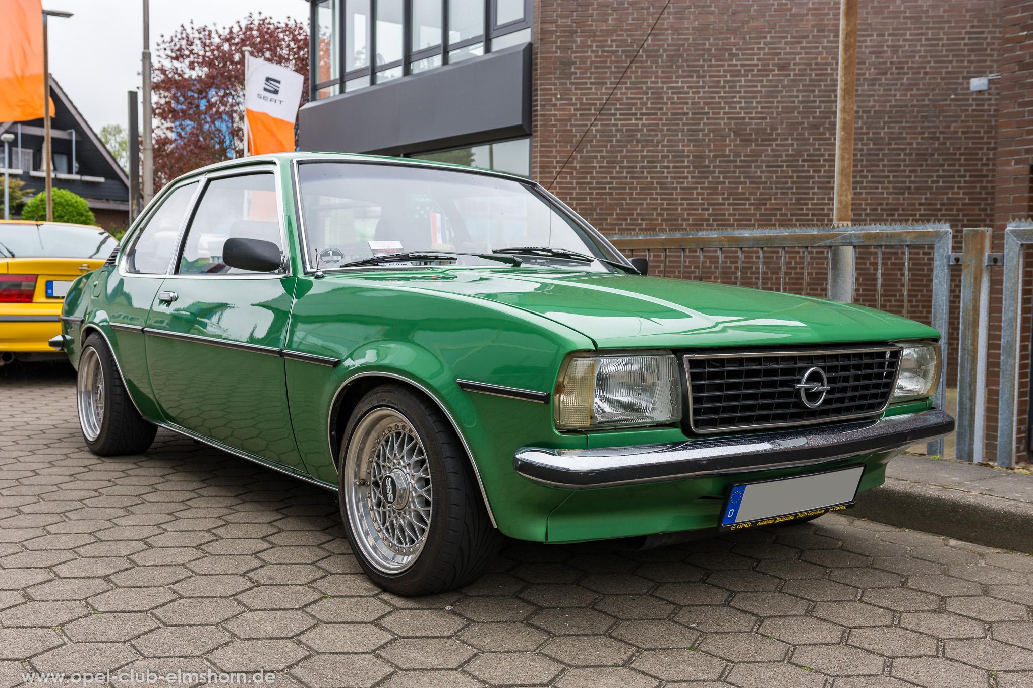 Altopeltreffen Wedel 2019 - 20190501_114244 - Opel Ascona B