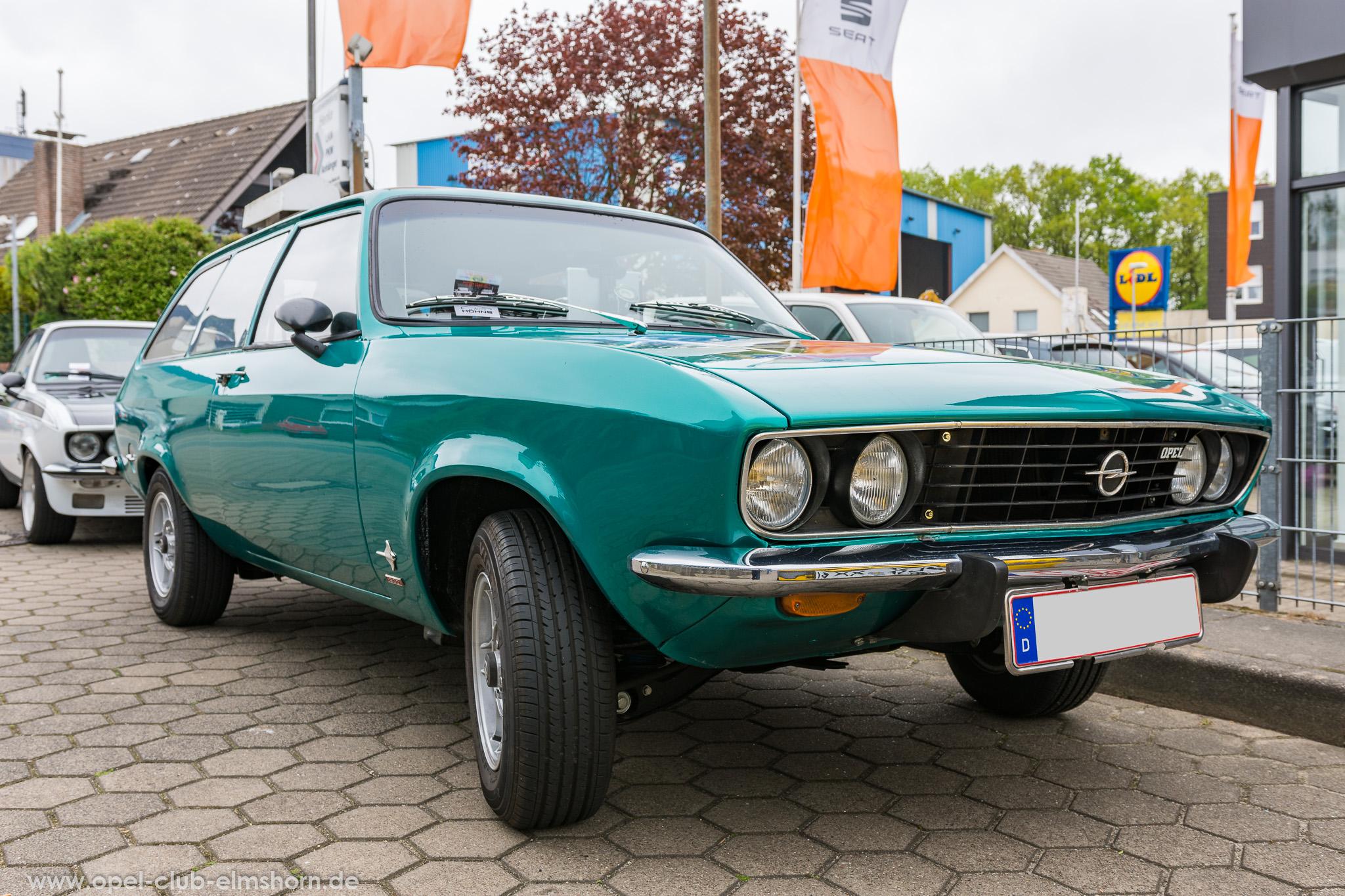 Altopeltreffen Wedel 2019 - 20190501_114302 - Opel Ascona A