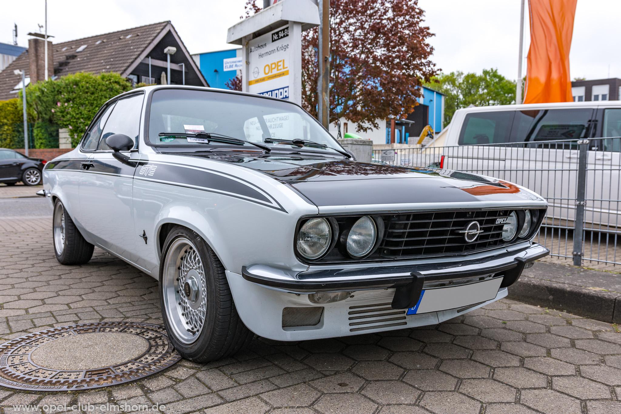 Altopeltreffen Wedel 2019 - 20190501_114326 - Opel Manta A