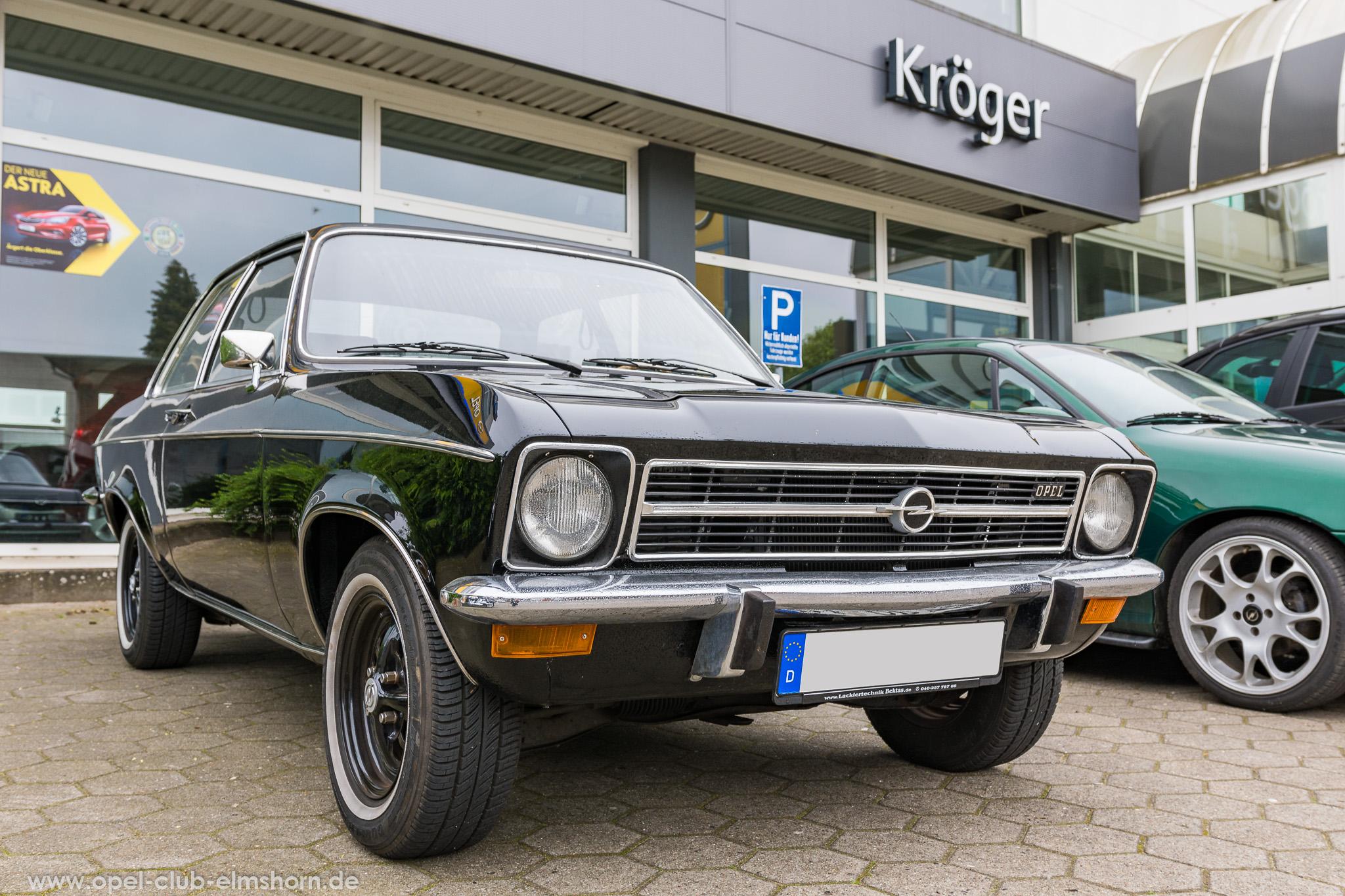 Altopeltreffen Wedel 2019 - 20190501_114354 - Opel Ascona A