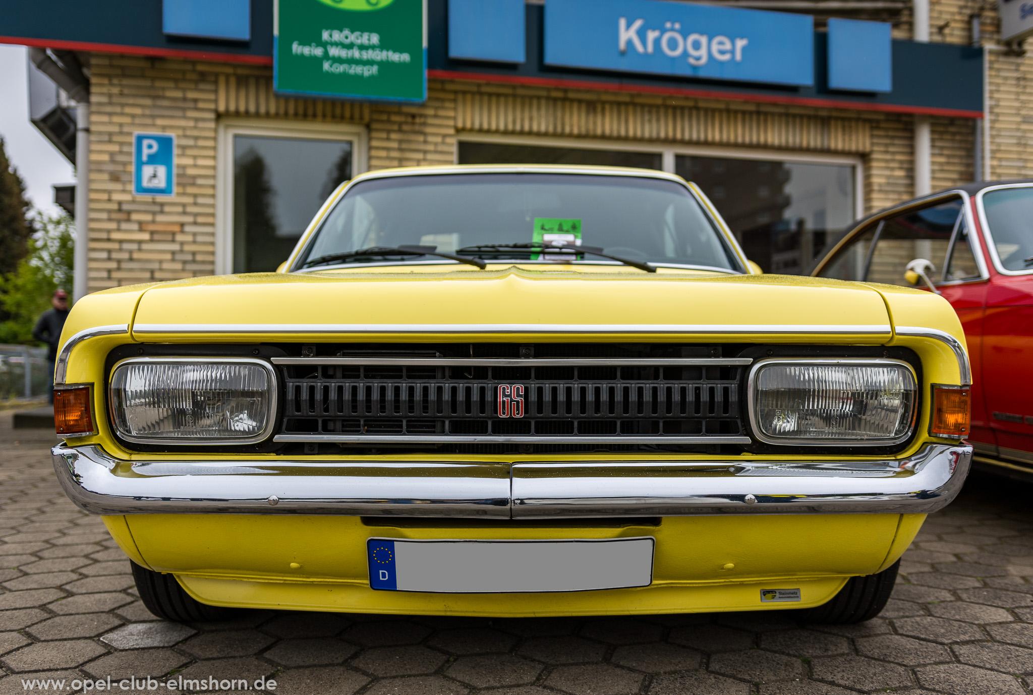 Altopeltreffen Wedel 2019 - 20190501_124042 - Opel Commodore A